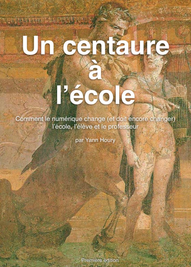 un-centaure-a-l-ecole