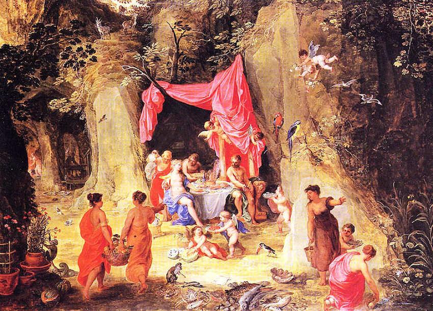 Mythologie grecque: Calypso