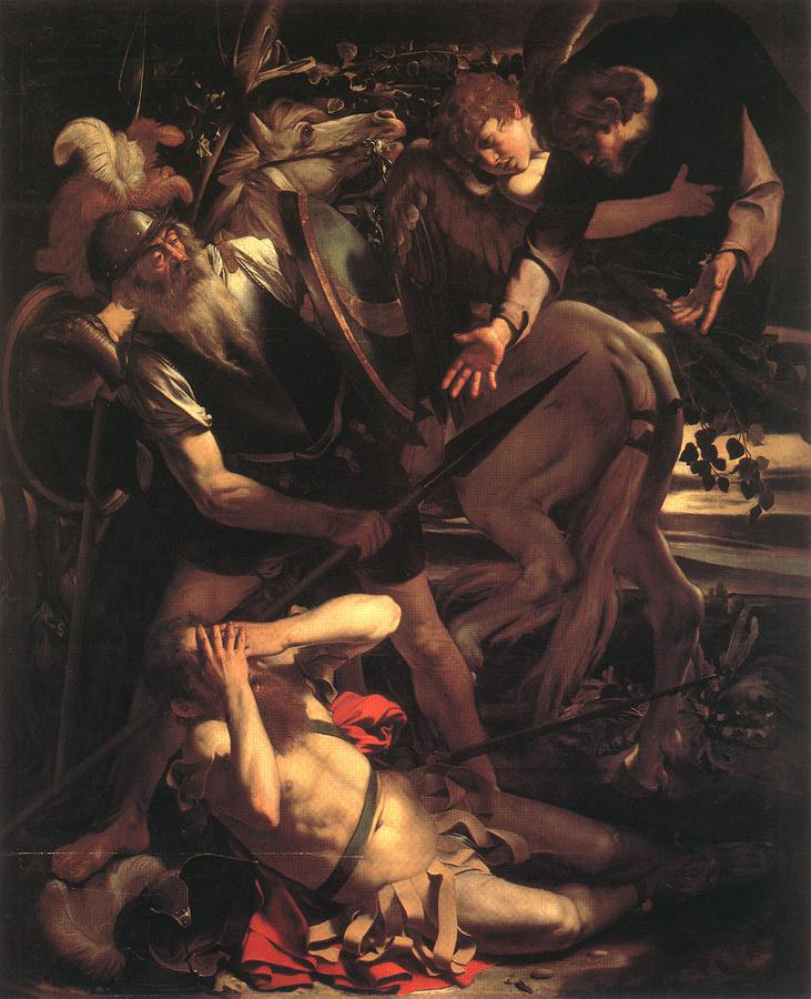 La conversion de saint Paul (Caravage)