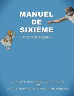 Manuel de sixième