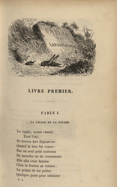Fables de La Fontaine (Gallica)