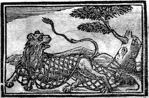 Séance 1 Prose Vs Poésie Le Lion Et Le Rat