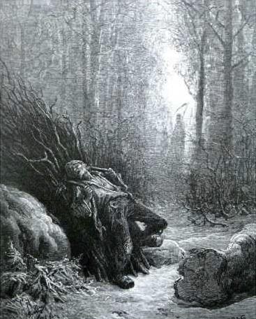 Dissertation la mort et le bucheron