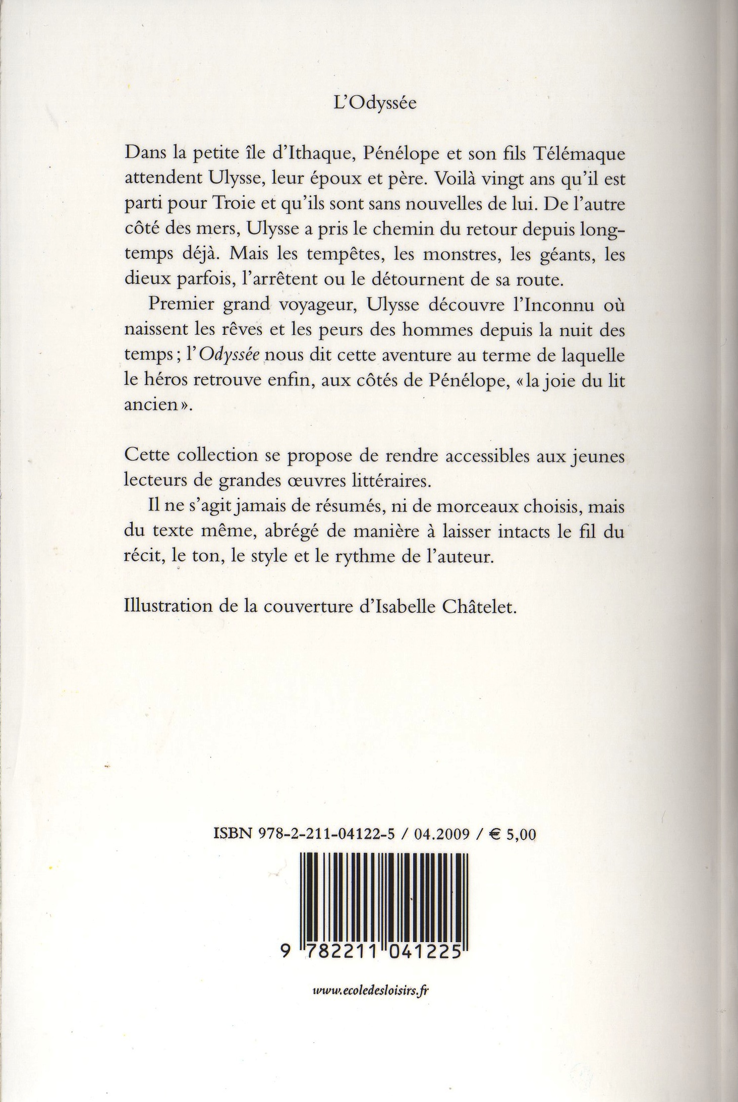 Resume de lodyssee - La chambre des officiers resume du livre ...