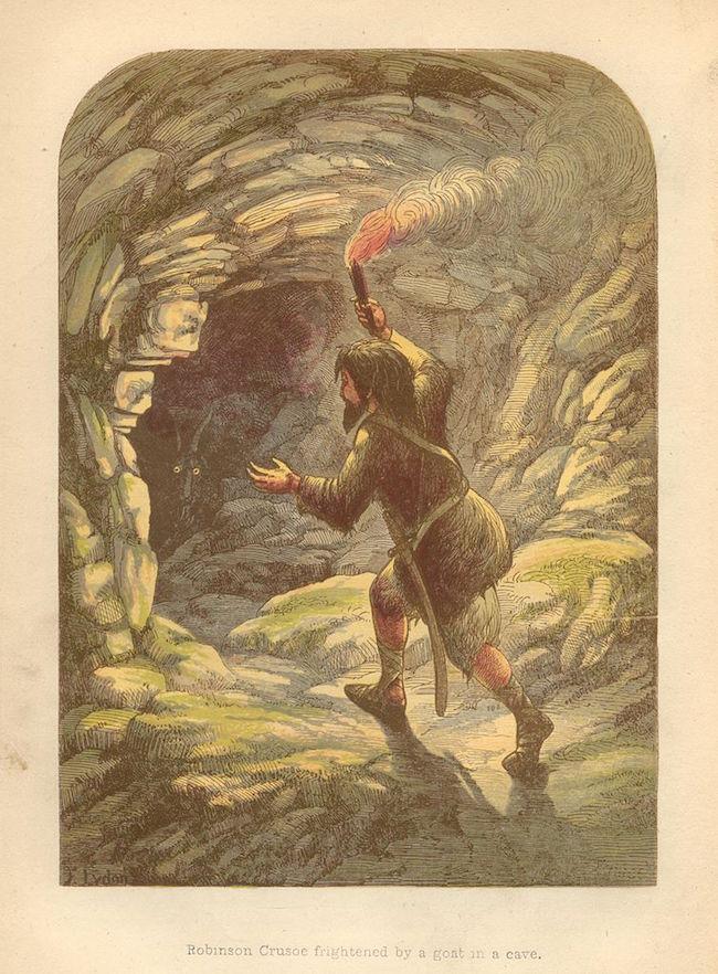 Seance 4 L Explosion De La Grotte