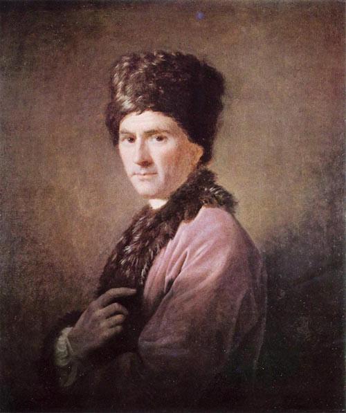 Rousseau par Allan Ramsay (Wikipédia)
