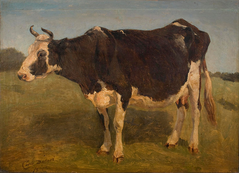 resume du fabliau brunain la vache au pretre