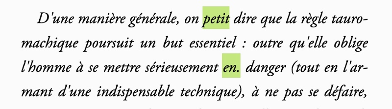 L'Âge d'homme, Folio (Gallimard)