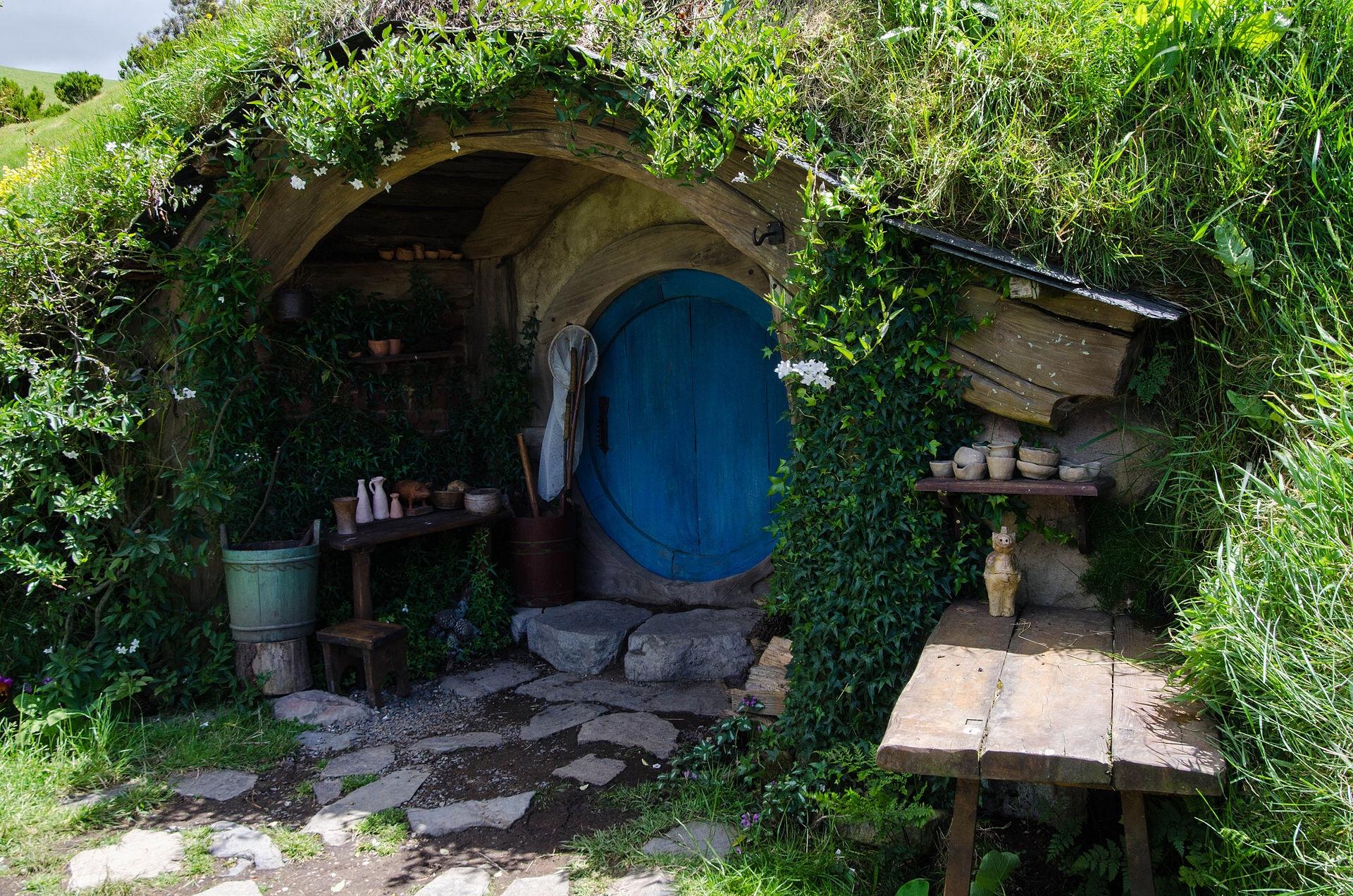 Un trou de Hobbit